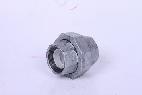 迈克衬塑管件玫德集团生产外镀锌内衬塑钢塑玛钢丝扣管件