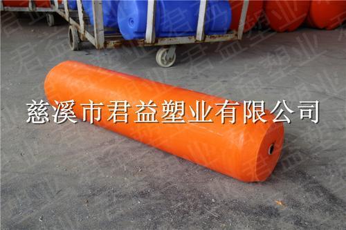 20长度1米拦污浮桶 水面拦污浮桶 河道挡污漂浮桶