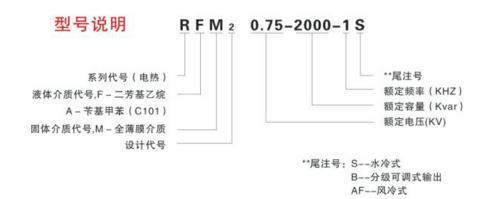 RFM/RAM系列电热电容器