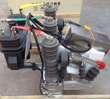 ZW32-12FG630A高压智能真空断路器10KV户外柱上带隔离开关看门狗