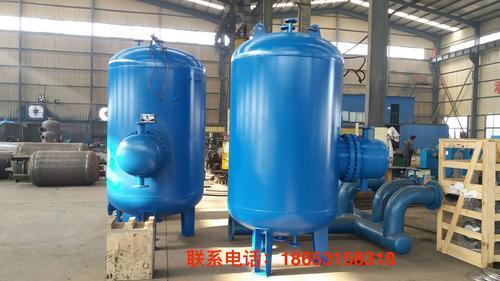 山东张夏RV04容积式换热器~济南张夏水暖设备