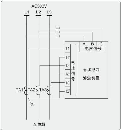 3)注意互感器的进出线要一致且方向正确.