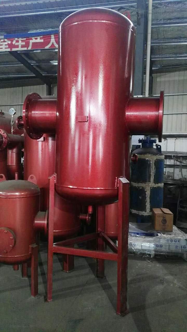 微泡除污器 纳米级微泡排气装置 气体杂质分离器FLK-100FL