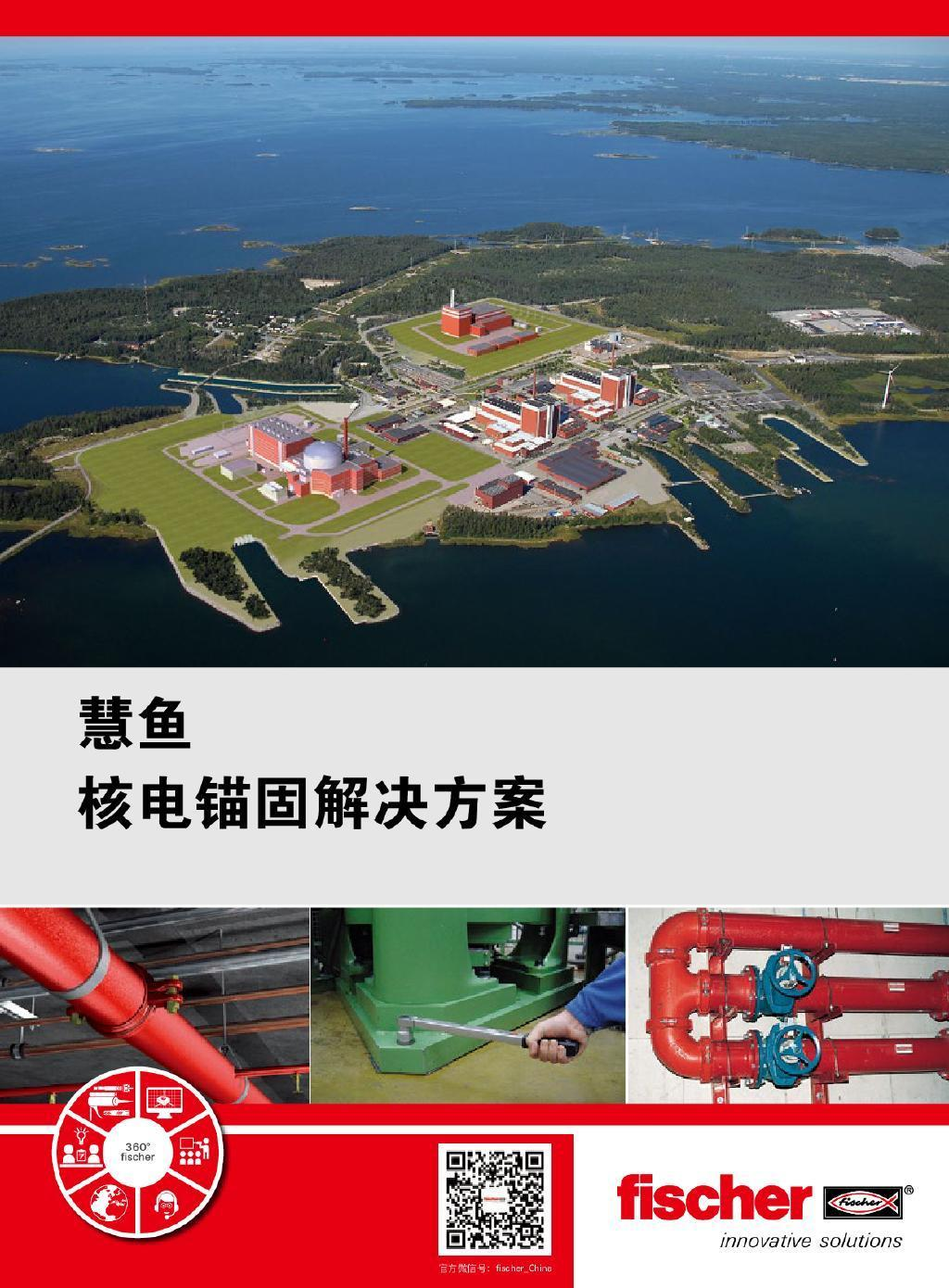 核电锚固解决方案 NPP