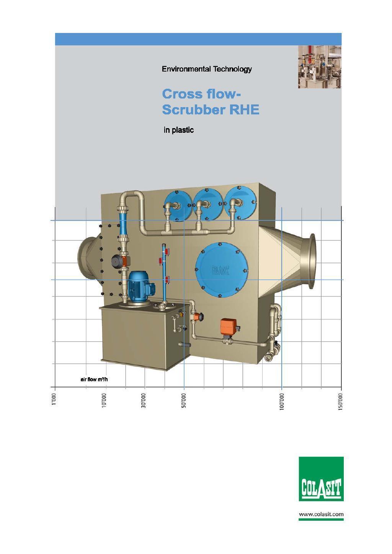瑞士技术废气洗涤塔