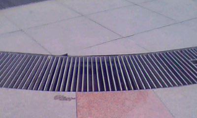 钢结构不锈钢水沟