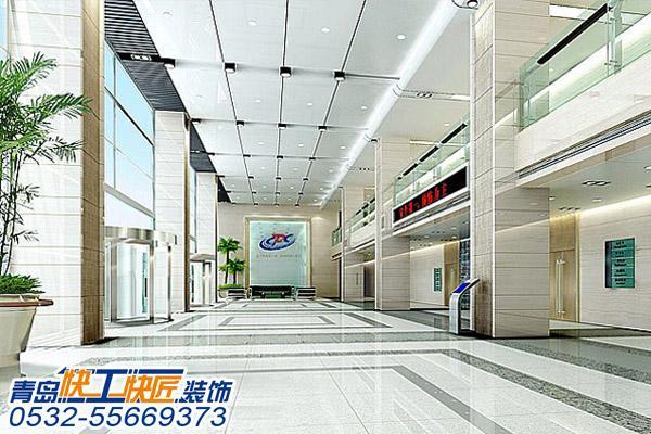 >>青岛啤酒财务有限公司办公室装修工程   >>上海大