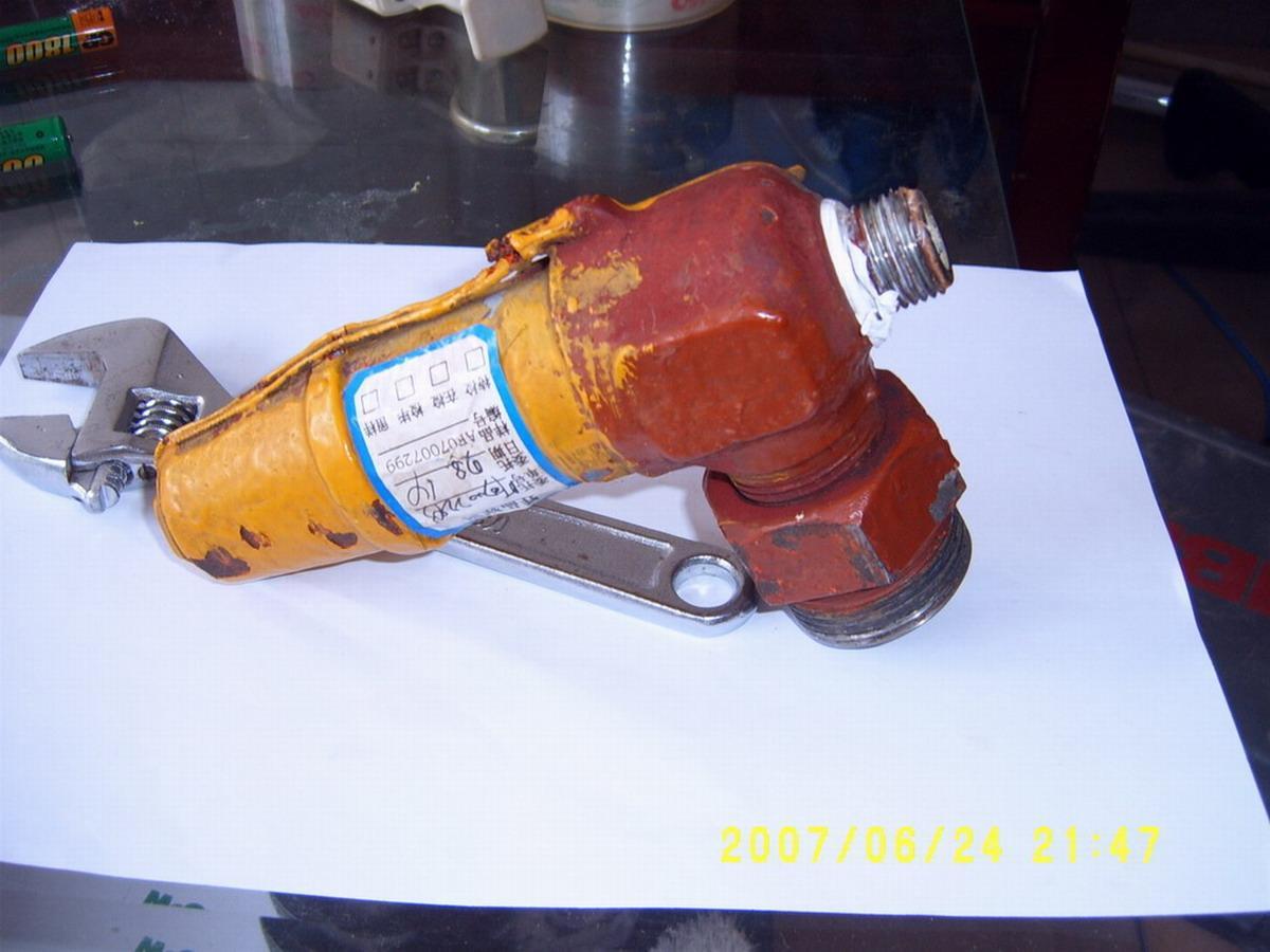 求购氨用安全阀及压力表图片