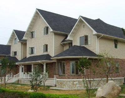 外墙装饰材料   最新外墙装修材料/建材;建筑别墅皇佳外墙挂