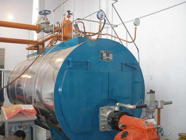 WNS蒸汽6吨锅炉 蒸汽6吨燃气锅炉