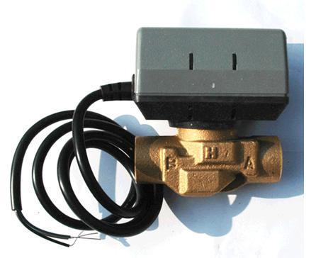 霍尼韦尔honeywell风机盘管电磁阀vc601图片
