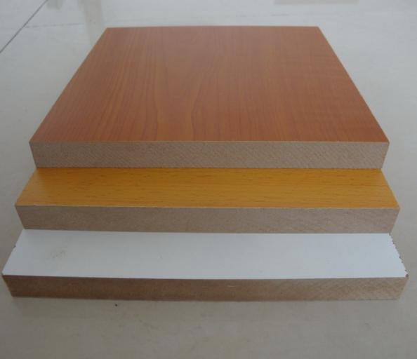 贴面密度板贴三胺纸