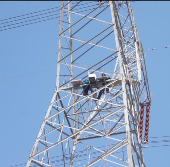 高压输变电(线路/塔基)无线视频远程监控系统
