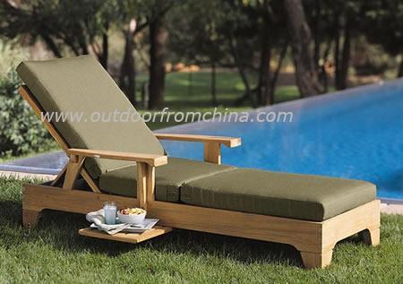 花园阳台木制花架_休闲沙滩椅休闲躺椅木制躺椅户外休息椅_CO土木在线