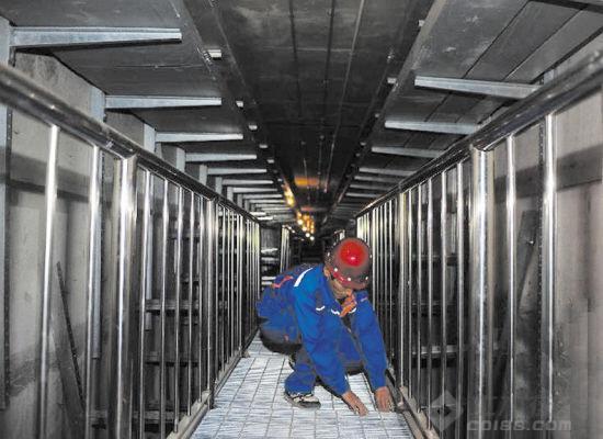 建设地下综合管廊 为城市发展保驾护航