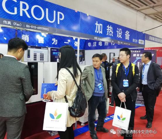 供 暖 季 2018华北锅炉暖通热泵新风净化设备展展览会411.png