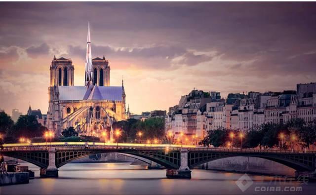 """中国建筑师""""巴黎心跳""""方案在圣母院建"""