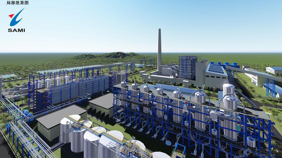 全面的BIM解决方案为印尼首个氧化铝项目节省1.58 亿元_土木资料网