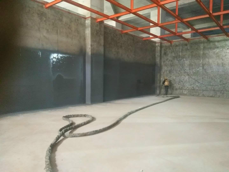北京新机场蓄水池防腐防水工程