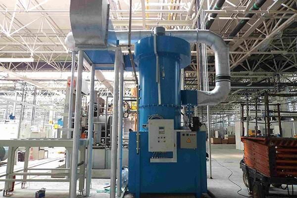 连云港车间除尘设备生产科朗兹环保项目