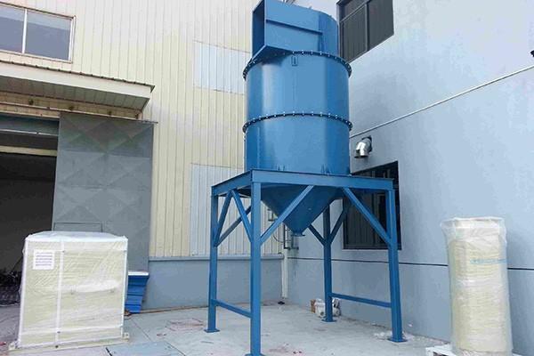淮安工厂除尘设备科朗兹环保项目