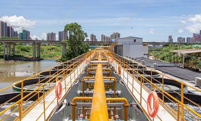 惠州市大亚湾淡澳河水质提升设施一体化项目