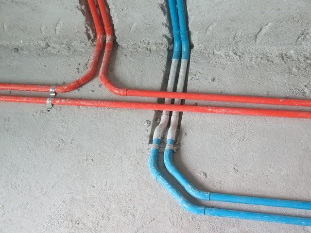 星艺装饰PVC电工套管及电工管件订购案例