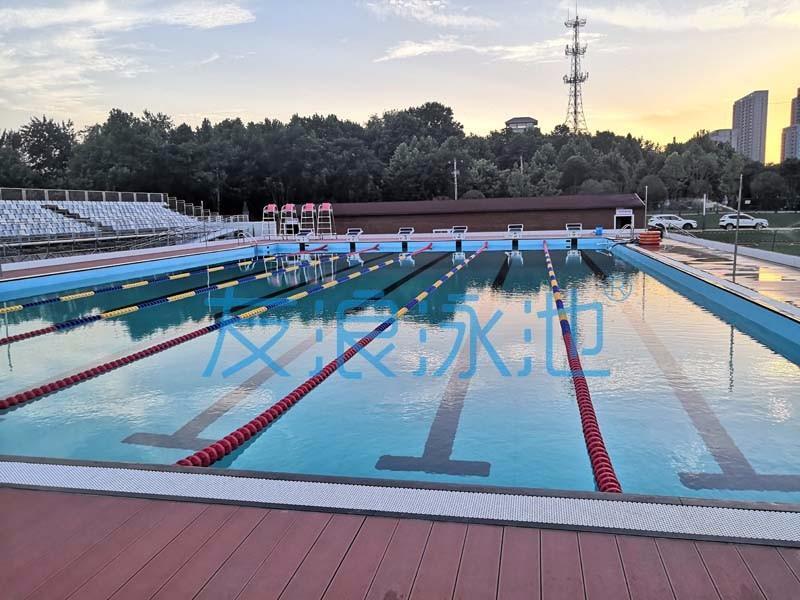 陕西装配式游泳池