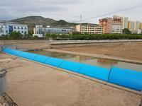 青海西宁湟水河3#液压坝