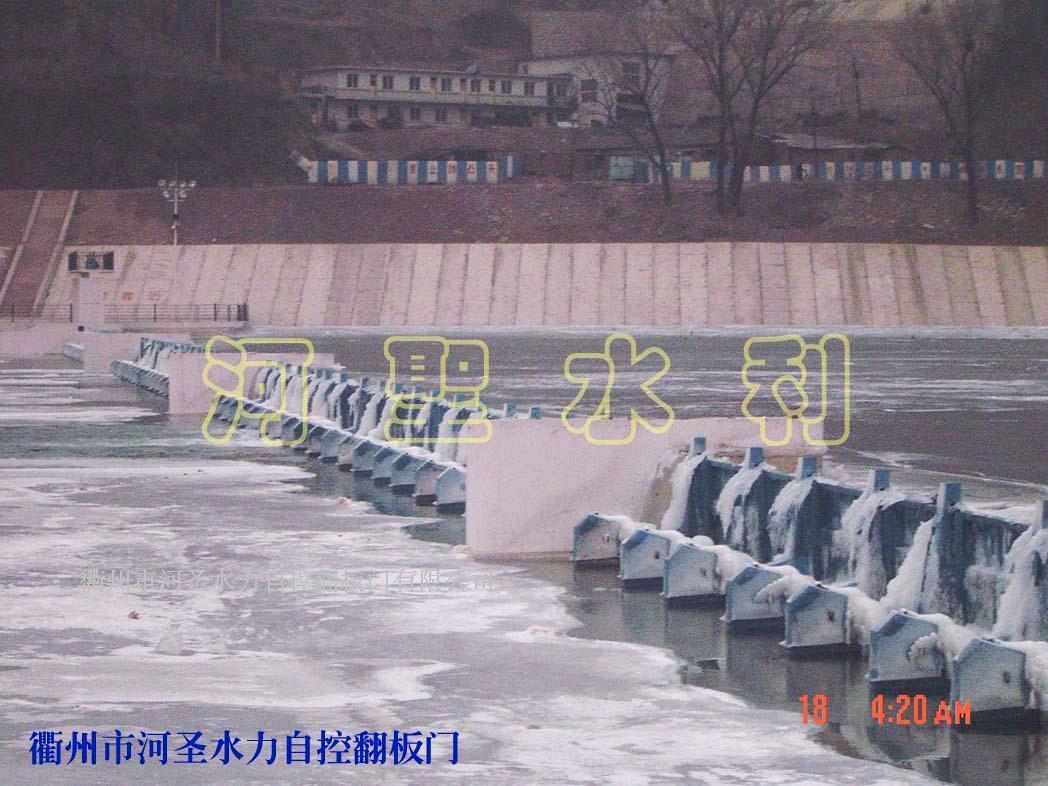 本溪市溪湖拦河坝工程