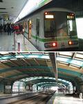 上海地铁二号线(含延伸段)
