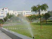 第四军医大学校园绿地灌溉