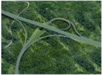 湖北省沪蓉西高速公路项目
