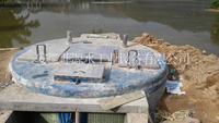 广东梅州预制泵站施工项目
