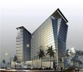 上海荣联房地产的世纪商务大厦项目