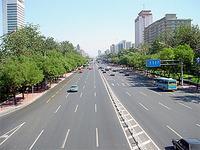 长安街绿化灌溉系统改造