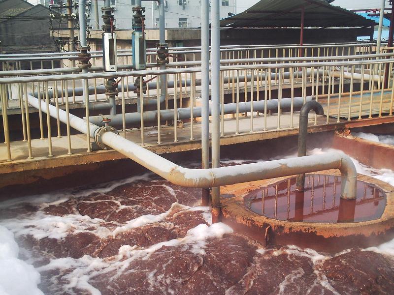 印染污水�理工程投入�\行