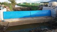 云南大理1#液压坝长11米高1.5米