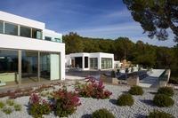 西班牙 Ibiza 岛上的别墅工程
