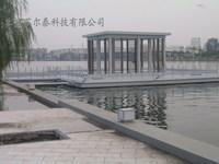 天津海河三期钢浮亭防腐