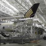 法国图卢兹A380总装工厂