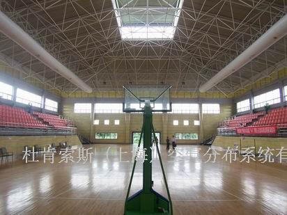 杜肯索斯®在君兰体育馆的成功应用