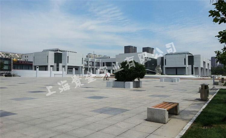 盘锦市辽河美术馆镜水面项目