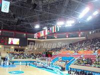 亚运会场馆-英东体育馆用索斯布风管