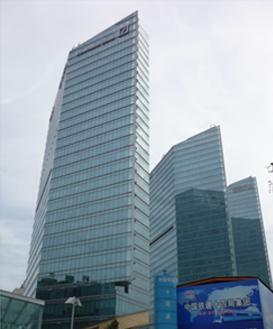 北京华贸中心写字楼