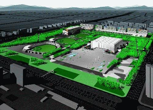 北京五棵松文化体育中心