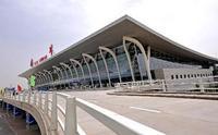 银川河东机场扩建工程