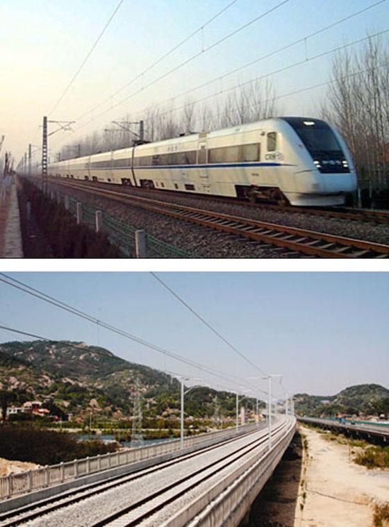 温福线高速铁路