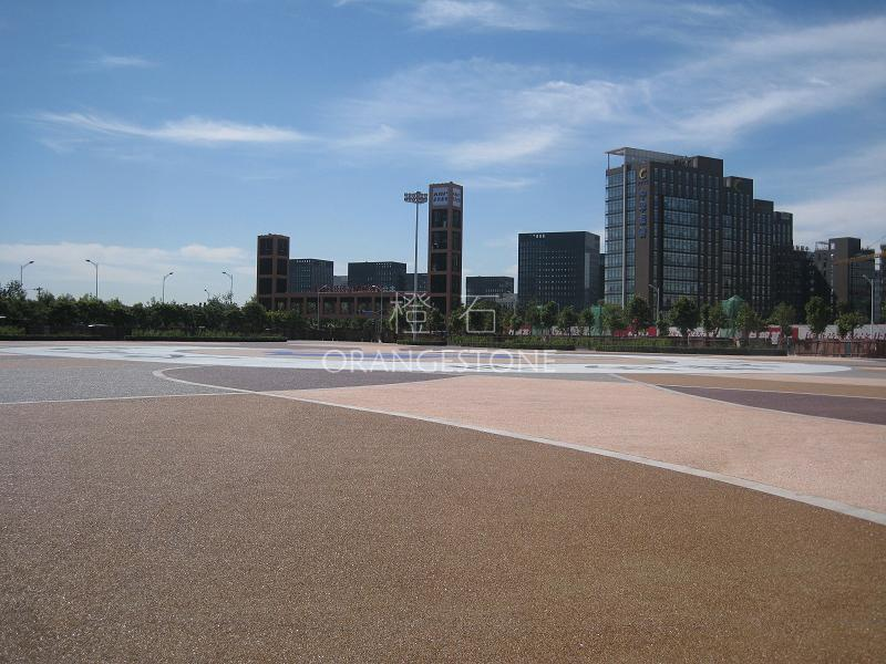 北京奥运火炬广场