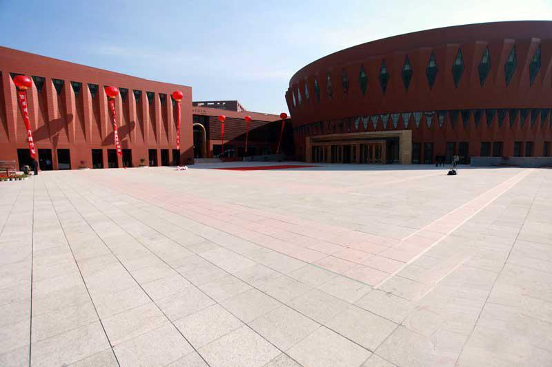 北京清华大学百年会堂